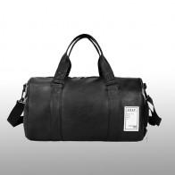 910.95руб. 36% СКИДКА|Wobag 2019 качественная дорожная сумка черного цвета из искусственной кожи для пар, сумки для спортзала, ручная сумка для мужчин и женщин, модная спортивная сумка-in Дорожные сумки from Багаж и сумки on AliExpress - 11.11_Double 11_Singles