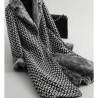 23893.04 руб. 39% СКИДКА|ZiZhen зимнее женское длинное кашемировое натуральное шерстяное пальто из натурального меха ягненка с подкладкой, манжетами, карманами, отложным воротником 180709 1,18601-in Натуральный мех from Женская одежда on Aliexpress.com | Alibaba Group