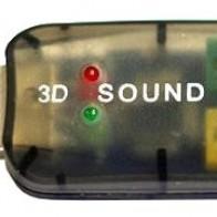 Купить Внешняя звуковая карта ESPADA PAAU001 по низкой цене с доставкой из маркетплейса Беру