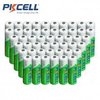 4521.76 руб. 24% СКИДКА|50 шт./партия батарейки PKCELL AA Ni MH 1,2 V 2200 mAh AA аккумуляторные батареи низкого саморазряда 2A Bateria Baterias-in Подзаряжаемые батареи from Бытовая электроника on Aliexpress.com | Alibaba Group