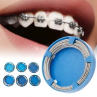 104.56 руб. 22% СКИДКА|Стоматологическая проволока из нержавеющей стали для ортодонтических зубов, хирургические инструменты 0,5 1,0 мм on AliExpress - 11.11_Double 11_Singles
