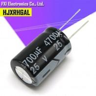 87.52руб. 5% СКИДКА|5 шт. 25V4700UF 16*25 мм 4700 мкФ, алюминиевая крышка, 25В 16*25 электролитический конденсатор с алюминиевой крышкой, новый оригинальный-in Интегральные схемы from Электронные компоненты и принадлежности on AliExpress
