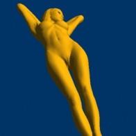 123.59 руб. 37% СКИДКА|Новая 3d модель для ЧПУ 3D резная фигура скульптура машина в формате STL файла голая женщина 1-in Фрезы по дереву from Орудия on Aliexpress.com | Alibaba Group