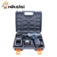 2820.38 руб. 25% СКИДКА|NIKALAI 16,8 V Дополнительная литиевая батарея электрическая дрель шуруповерт с переноской пластиковый чемодан набор электроинструментов-in Электрические отвертки from Орудия on Aliexpress.com | Alibaba Group