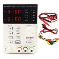 220В KA3005D Высокоточный Регулируемый цифровой источник питания постоянного тока 30В/5А для научно-исследовательского сервиса лаборатории 0,01 в ...