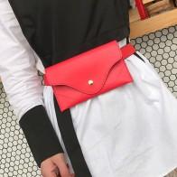 283.8 руб. 5% СКИДКА|Модная женская поясная сумка Качество PU кожаная поясная сумка чистый цвет пакет для женщин Женский винтажный поясной мешочек поясная сумка Кошелек для монет-in Поясные сумки from Багаж и сумки on Aliexpress.com | Alibaba Group