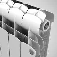 Купить Радиатор биметалл RT Indigo Super 500/100/4 секц в Ульяновске - Биметаллические радиаторы