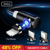 US $1.38 20% OFF|INIU 2m Fast Magnetic Cable Micro USB Type C Charger Charging For iPhone XS X XR 8 7 Samsung S8 Magnet Android Phone Cable Cord-in Mobile Phone Cables from Cellphones & Telecommunications on Aliexpress.com | Alibaba Group