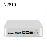 4442.92 руб. 20% СКИДКА Мини ПК Intel Celeron N2810 Windows 10 Linux 4 Гб ram 60 Гб SSD неттоп PC tv box HDMI VGA USB 3,0 300 M wifi 1000 M Ethernet купить на AliExpress
