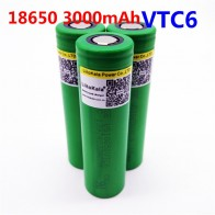 306.14 руб. 20% СКИДКА|LiitoKala VTC6 3,7 V 3000 mAh 18650 литий ионная батарея 30A Разрядка Для US18650VTC6 инструменты электронные сигареты батареи-in Подзаряжаемые батареи from Бытовая электроника on Aliexpress.com | Alibaba Group