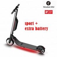 37986.45 руб. |Оригинальный Ninebot ES2 ES4 смарт электрический скутер KickScooter складной велосипед скейтборд Ховерборд 25 км APP купить на AliExpress
