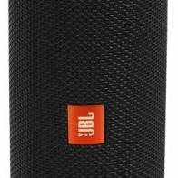 Купить Портативная акустика JBL Flip 4 black по низкой цене с доставкой из маркетплейса Беру