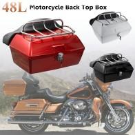 9353.52 руб. 7% СКИДКА|48L универсальный мотоцикл сзади коробка для хранения сумка ролл с задним креплением Багажник Случае Toolbox скутер-in Багажник для мотоцикла from Автомобили и мотоциклы on Aliexpress.com | Alibaba Group