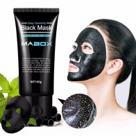 US $1.08 55% OFF|Mabox Black Mask Peel Off Bamboo Charcoal Purifying Blackhead Remover Mask Deep Cleansing for AcneScars Blemishes WrinklesFacial-in Treatments & Masks from Beauty & Health on Aliexpress.com | Alibaba Group