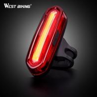 637.1 руб. 49% СКИДКА|West biking велосипедный фонарь зарядка через usb предупреждающий светодиодный фонарь для велосипеда Велоспорт фарол освещение, аксессуары для велосипедов Предупреждение-in Велосипедная фара from Спорт и развлечения on Aliexpress.com | Alibaba Group
