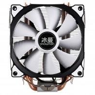 1318.93 руб. 19% СКИДКА|Снеговик процессор Cooler Master 5 прямой контакт тепловые трубки замораживание башня система охлаждения процессор вентилятор охлаждения с PWM вентиляторы-in Вентиляторы и охлаждение from Компьютер и офис on Aliexpress.com | Alibaba Group