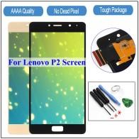 Дисплей для lenovo Vibe P2 ЖК дисплей P2c72 P2a42 ЖК дисплей с цифрователем Сенсорный экран для lenovo P2 Дисплей купить на AliExpress