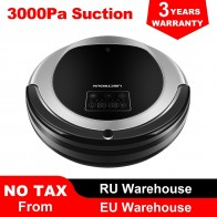 US $218.92 48% OFF|(FBA)LIECTROUX Robot Vacuum Cleaner B6009,Map Navigation,Smart Memory,Suction 3000pa,Dual UV Lamp,Wet Dry Mop,Wifi App aspirador-in Vacuum Cleaners from Home Appliances on Aliexpress.com | Alibaba Group