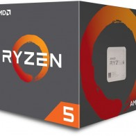 Процессор AMD Ryzen 5 2600,  BOX