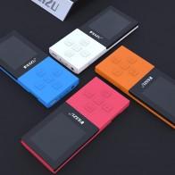 Mp3 плеер RUIZU X18 bluetooth walkman радио плеер 8 ГБ Внутриканальные наушники TFT цветной экран Поддержка электронной книги воспроизведение музыки запись купить на AliExpress