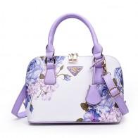 931.72 руб. 54% СКИДКА|2018 Новая Южная Корея Маленькая свежая летняя Цветочная женская сумка через плечо сумка простая сумка из искусственной кожи Милая модная женская сумка. купить на AliExpress