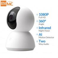 2477.31 руб. 23% СКИДКА|Xiaomi Mijia мини ip камера Wifi 1080P HD инфракрасное ночное видение 360 градусов Беспроводная Wi Fi Веб камера видеонаблюдения умная домашняя камера безопасности-in Камеры видеонаблюдения from Безопасность и защита on Aliexpress.com | Alibaba Group