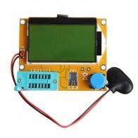 546.02 руб. 9% СКИДКА|Mega328 Транзистор тестер диодный триодный измеритель емкости ESR MOS/PNP/NPN L/C/R-in Измерители ёмкости from Орудия on Aliexpress.com | Alibaba Group