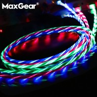 US $3.36 20% OFF|MaxGear Led USB Cable Flash Light Up Data Line Mobile phone Charger for Samsung S7 S8 S9 Xiaomi Huawei Android Type C 1M Cable-in Mobile Phone Cables from Cellphones & Telecommunications on Aliexpress.com | Alibaba Group