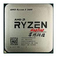 Процессор AMD Ryzen 5 2600 R5 2600 3,4 ГГц шестиядерный двенадцати ядерный процессор 65 Вт Процессор YD2600BBM6IAF Socket AM4-in ЦП from Компьютер и офис on AliExpress