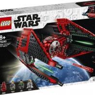 LEGO Star Wars 75240 Истребитель СИД майора Вонрега Конструктор — купить в интернет-магазине OZON с быстрой доставкой