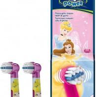 Сменные насадки для зубной щетки Oral-B Kids, 2 шт — купить в интернет-магазине OZON с быстрой доставкой