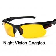 KILIG 2019, новинка, очки для водителя с ночным видением, унисекс, очки для зрения, солнцезащитные очки для вождения автомобиля, очки с защитой от уф400 лучей, очки-in Мужские солнцезащитные очки from Аксессуары для одежды on AliExpress - Yellow Glasses