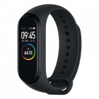 Фитнес-браслет Xiaomi Mi Band 4, черный — купить в интернет-магазине OZON с быстрой доставкой