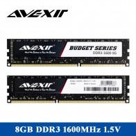 978.61 руб. |AVEXIR Оперативная память DDR3, объемом памяти 4 Гб/DDR3 8 Гб карта памяти частота 1600 MHz 1,5 V Desktop Memory Тип интерфейса 240pin 11 11 11 28 CL = 11 один Оперативная память s купить на AliExpress
