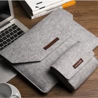 Горячие для мужчин женщин шерсть фетр рукавом Обложка для Xiaomi Air 12,5 13,3 чехол ноутбука MacBook Pro Retina 11 12 13 15,4 15,6 тетрадь сумка купить на AliExpress