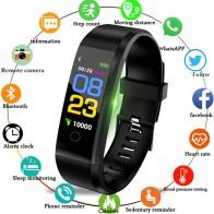 502.86 руб. 87% СКИДКА|Bluetooth Смарт часы для мужчин и женщин монитор сердечного ритма кровяное давление фитнес браслет «Умные» часы спортивные часы для ios android + коробка-in Смарт-часы from Бытовая электроника on Aliexpress.com | Alibaba Group