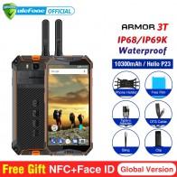 33511.98 руб. |Ulefone power 3 T IP68 Водонепроницаемый мобильный телефон Android 8,1 5,7