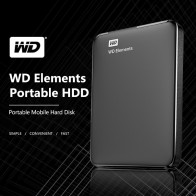 3617.18 руб. |Western Digital WD Elements USB3.0 Внешний hdd 1 ТБ HD 2,5