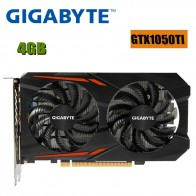 US $139.0 |Used GIGABYTE Video Card GTX 1050 Ti 4GB 128Bit GDDR5 Graphics Cards for nVIDIA VGA Geforce GTX 1050ti Hdmi Dvi game GTX1050ti-in Graphics Cards from Computer & Office on Aliexpress.com | Alibaba Group