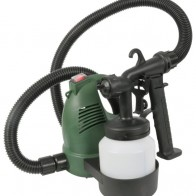 Купить Сетевой краскопульт КАЛИБР ЭКРП-600/0,8 по низкой цене с доставкой из маркетплейса Беру