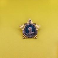 Советские булавки адмиралы русского флота значок Ушаков СССР винтажная Коллекционная брошь для мужчин Патриот подарок