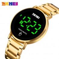 R$63.42 48% de desconto|Relógio de pulso de aço inoxidável relógio de pulso masculino relógio de pulso masculino on AliExpress