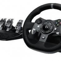 Руль Logitech G G920 Driving Force — купить по выгодной цене на Яндекс.Маркете