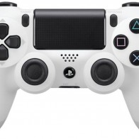 PlayStation DUALSHOCK 4 (белый)