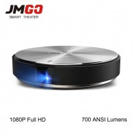 35754.53 руб. 27% СКИДКА|JMGO N7L 1920*1080 P Full проектор HD DLP 700 ANSI люмен смарт проектор Android WIFI HDMI USB Поддержка 4 K видео светодиодный телевизор JMGO G7-in Проекторы from Компьютер и офис on Aliexpress.com | Alibaba Group