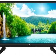 Купить Телевизор Leff 24H110T черный по низкой цене с доставкой из маркетплейса Беру