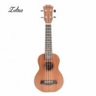 US $22.99 50% OFF|Zebra Spring 21 inch 15 Frets Mahogany Soprano Ukulele Guitar Sapele Rosewood 4 Strings Hawaiian Guitar Musical Instruments-in Ukulele from Sports & Entertainment on Aliexpress.com | Alibaba Group