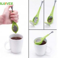 US $1.19 5% OFF|RLJLIVES Flavor Total Tea Infuser Gadget Measure Swirl Steep Stir Press Plastic Tea&Coffee Strainer-in Tea Strainers from Home & Garden on Aliexpress.com | Alibaba Group
