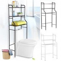 US $22.61 |3 Tier Iron Toilet Towel Storage Rack Holder Over Bathroom Towel Shelf Kitchen Storage Rack Accessories-in Storage Shelves & Racks from Home & Garden on Aliexpress.com | Alibaba Group