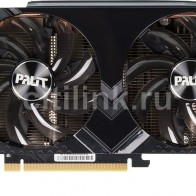 Видеокарта PALIT nVidia  GeForce GTX 1660 ,  PA-GTX1660 DUAL 6G